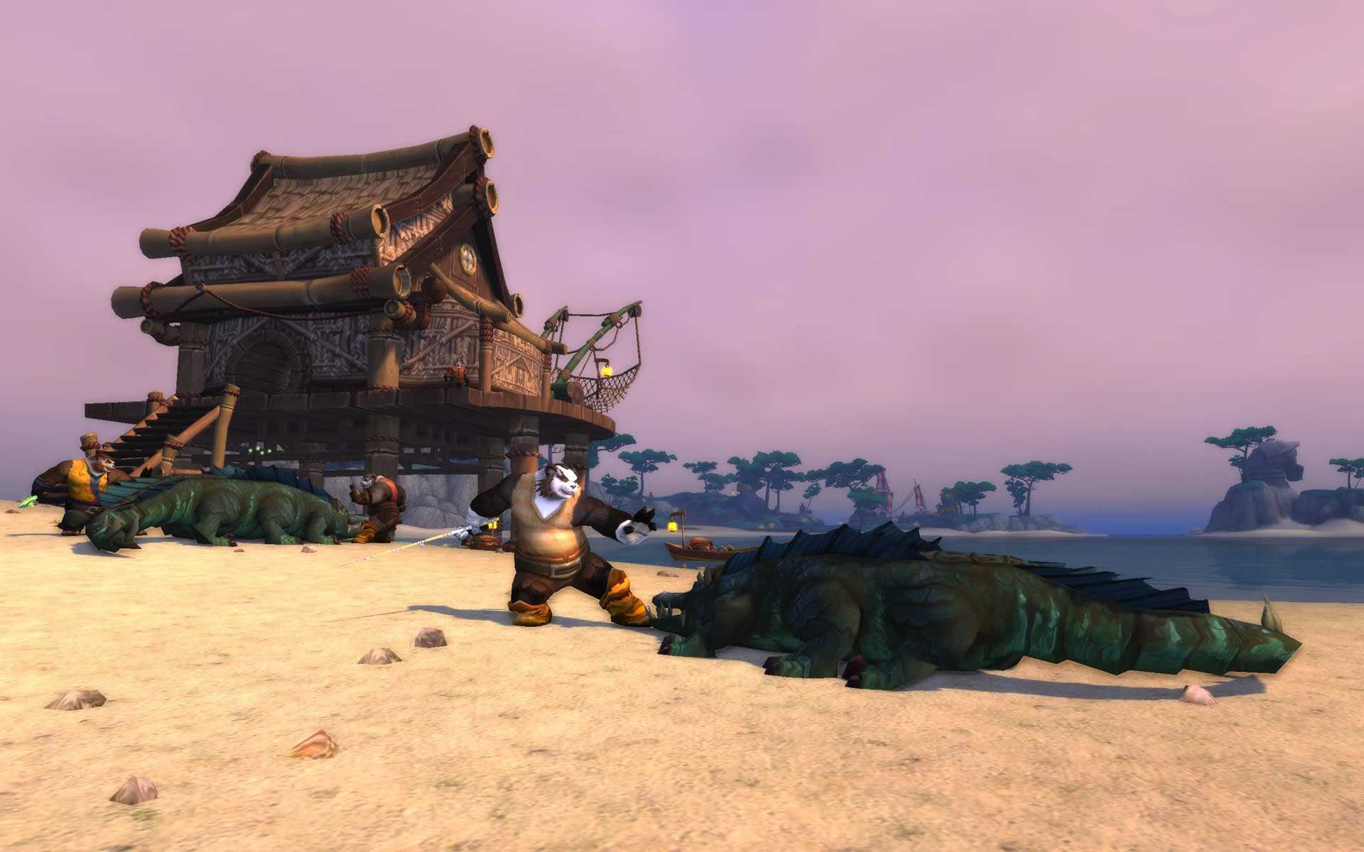 Wow Mists Of Pandaria Wallpaper - World Of Warcraft: Mists Of Pandaria , HD Wallpaper & Backgrounds