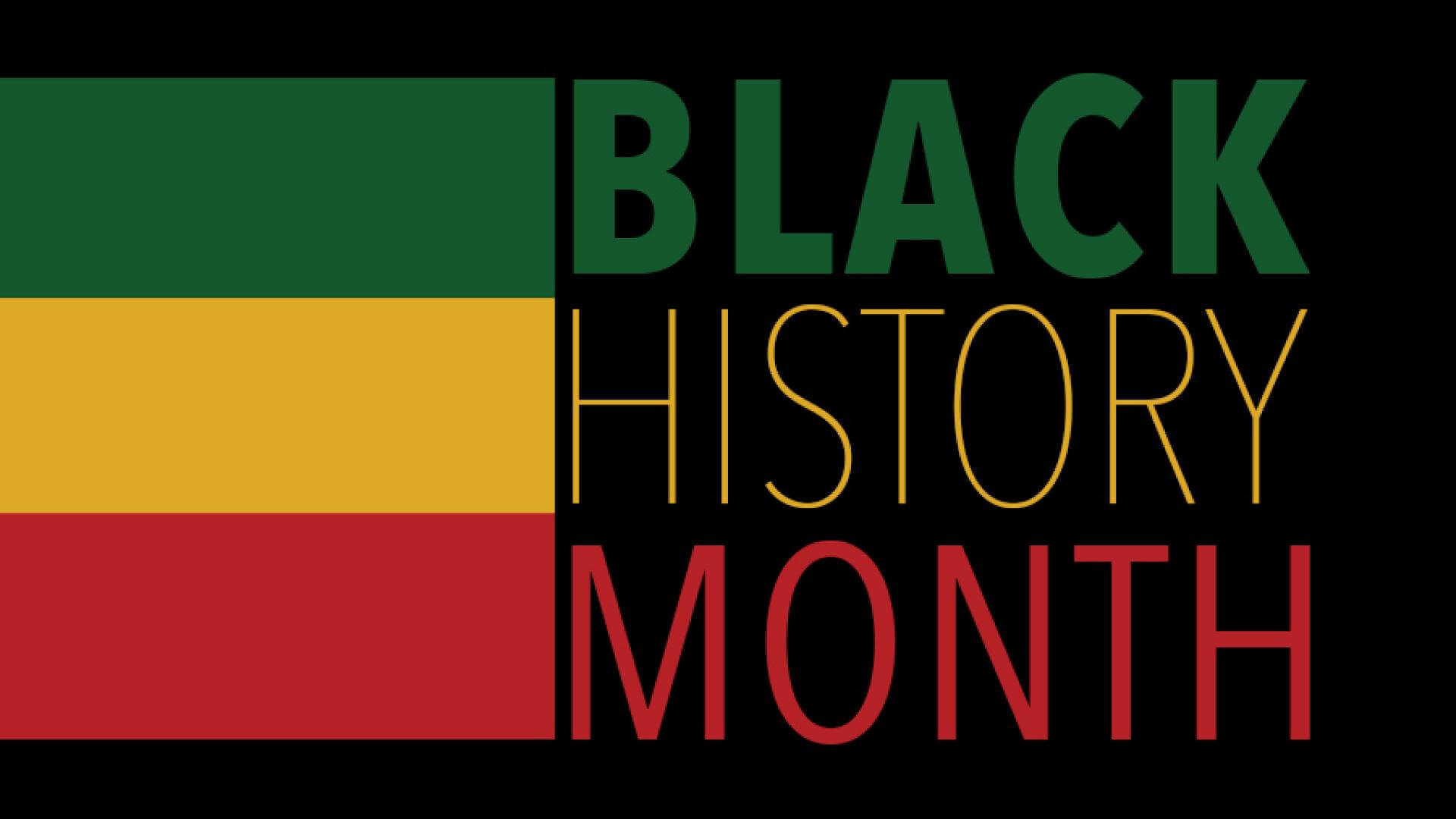 Black History Month Events - Graphic ...
