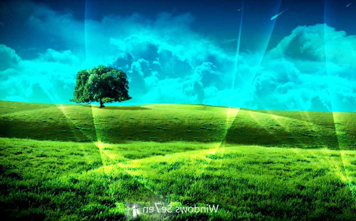 Windows 7 3d Wallpaper Free Download Px 3d Wallpaper