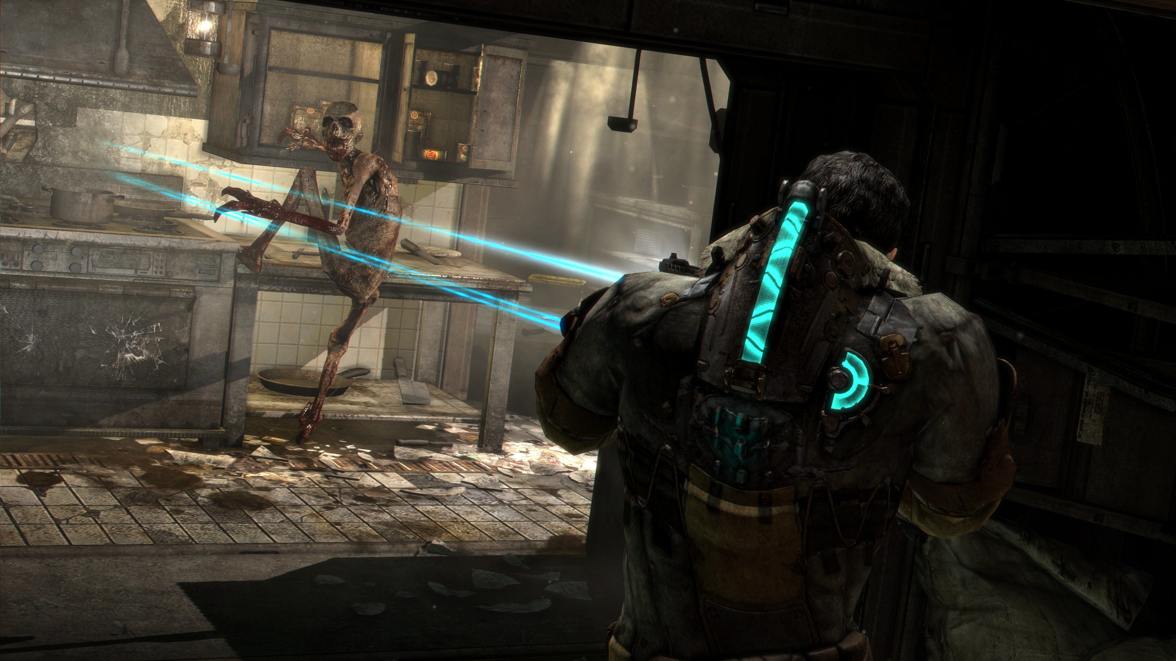 Free Download Dead Space 3 Wallpaper Id - Dead Space 3 Environment , HD Wallpaper & Backgrounds