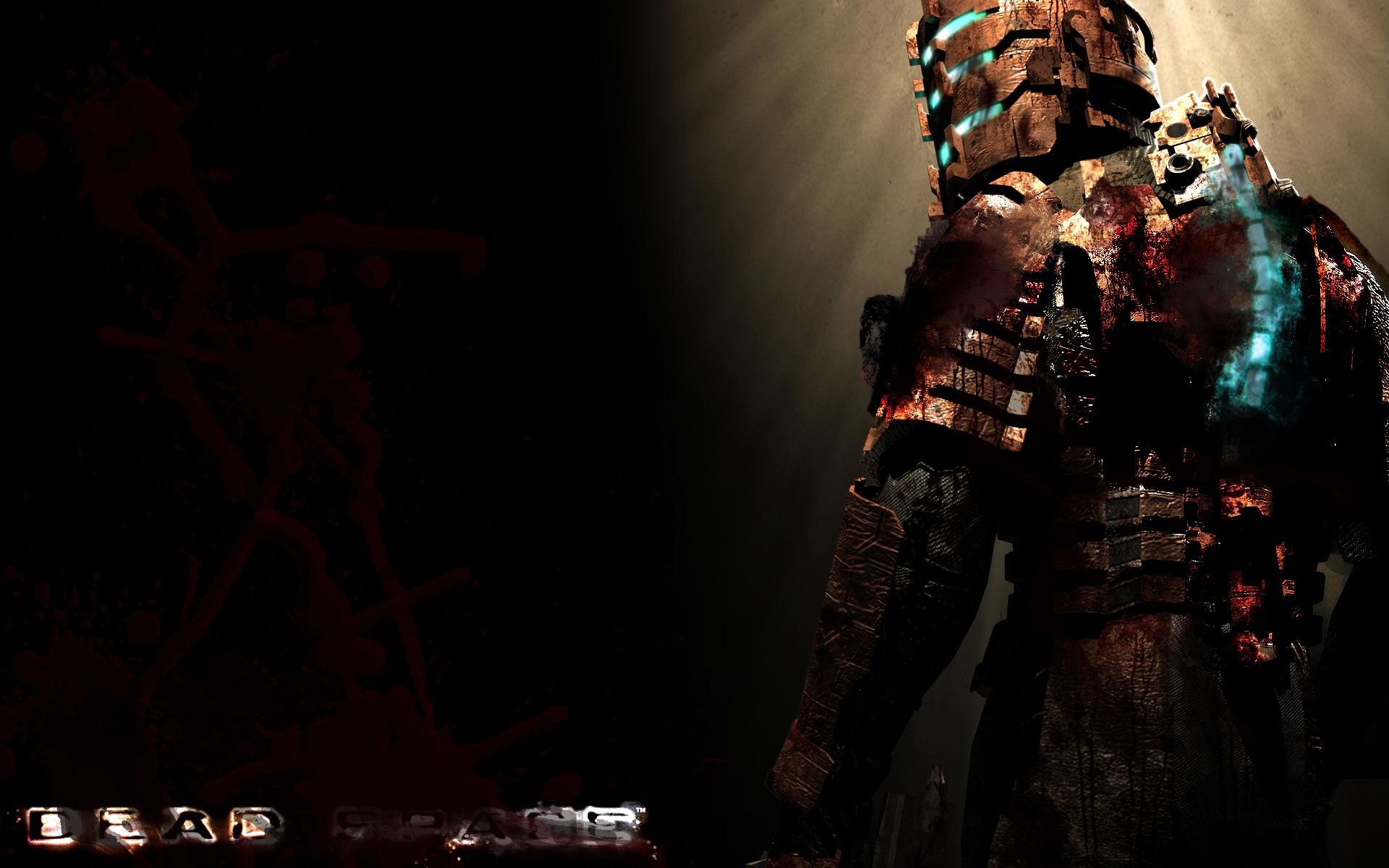 Dead Space 1 Art , HD Wallpaper & Backgrounds