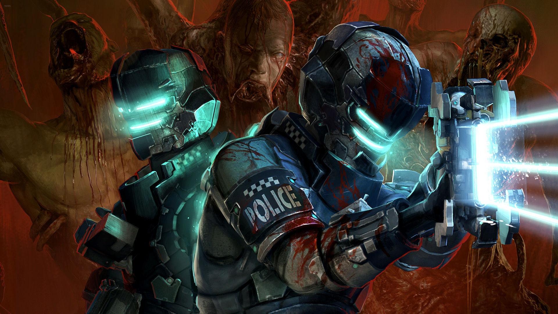 Isaac Clarke Dead Space 2 1093404 Hd Wallpaper Backgrounds