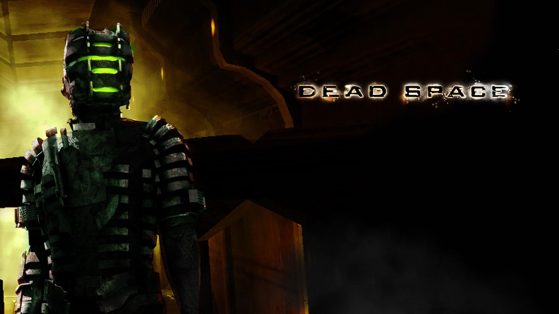 Dead Space Wallpaper - Dead Space 1 1080p , HD Wallpaper & Backgrounds