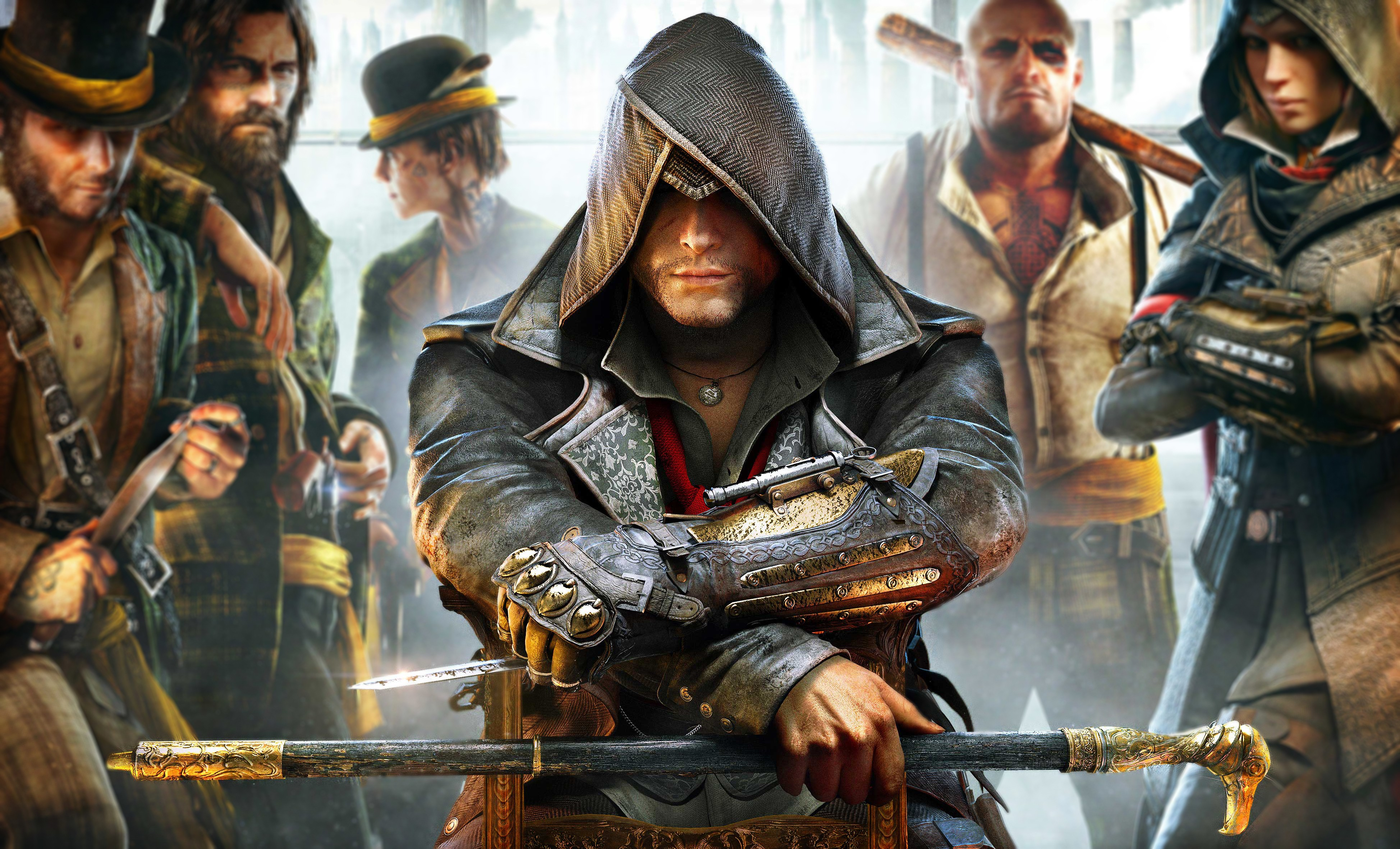 Assassins Creed Assassins Creed Syndicate Jacob Frye Assassin S
