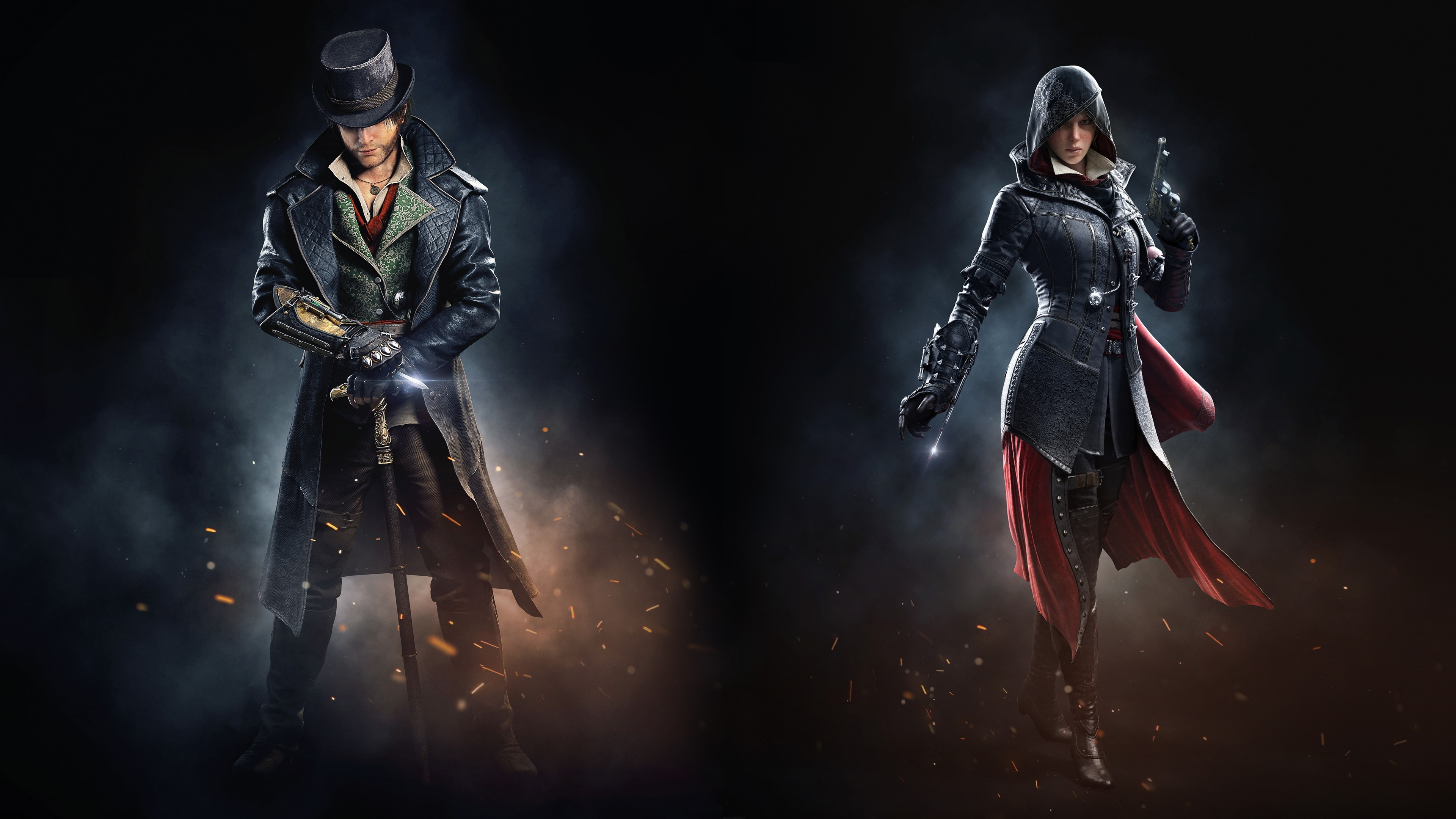 Evie Frye Video Games Assassins Creed Syndicate Assassin S