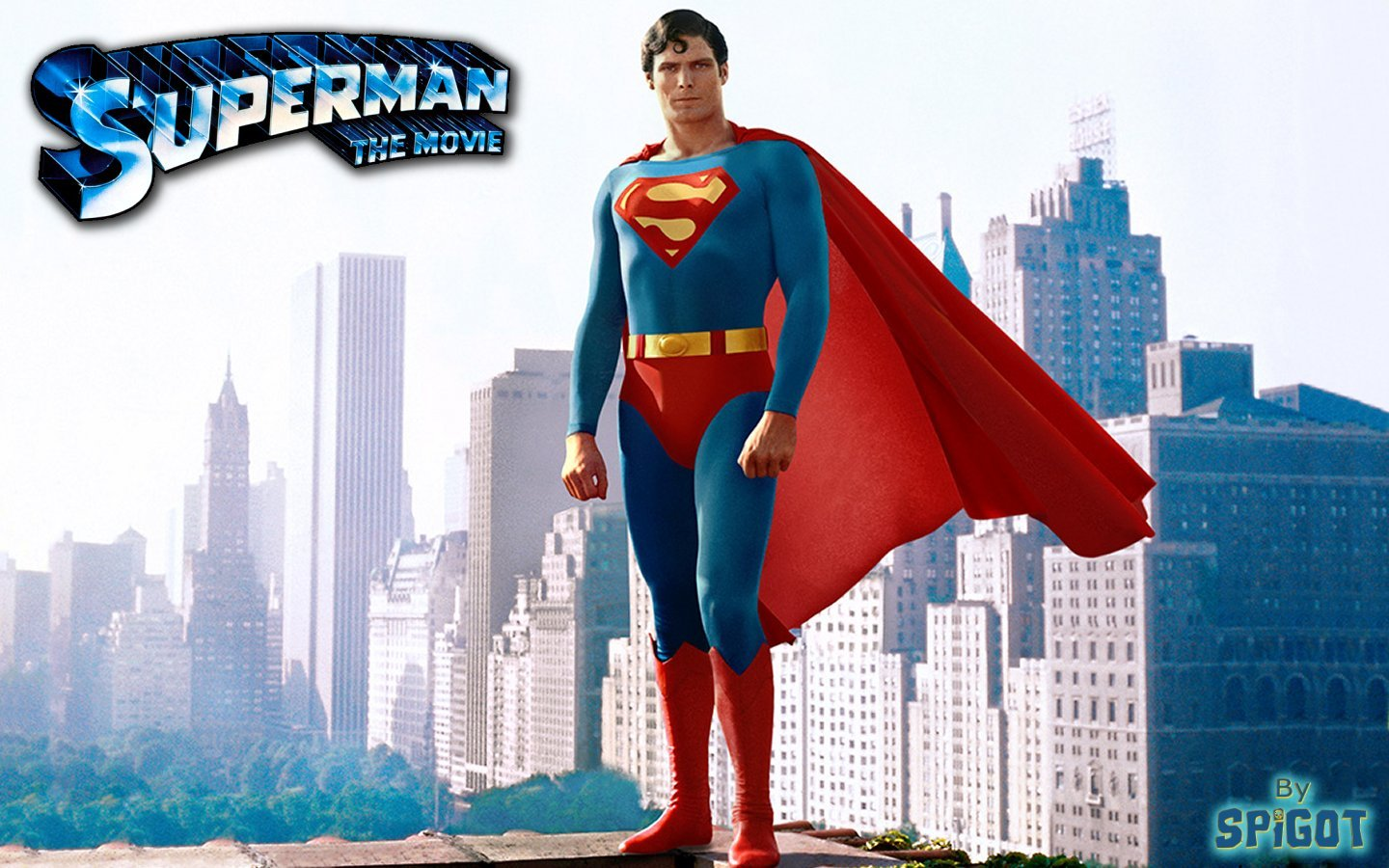 Christopher Reeve SUPERMAN NEW Poster