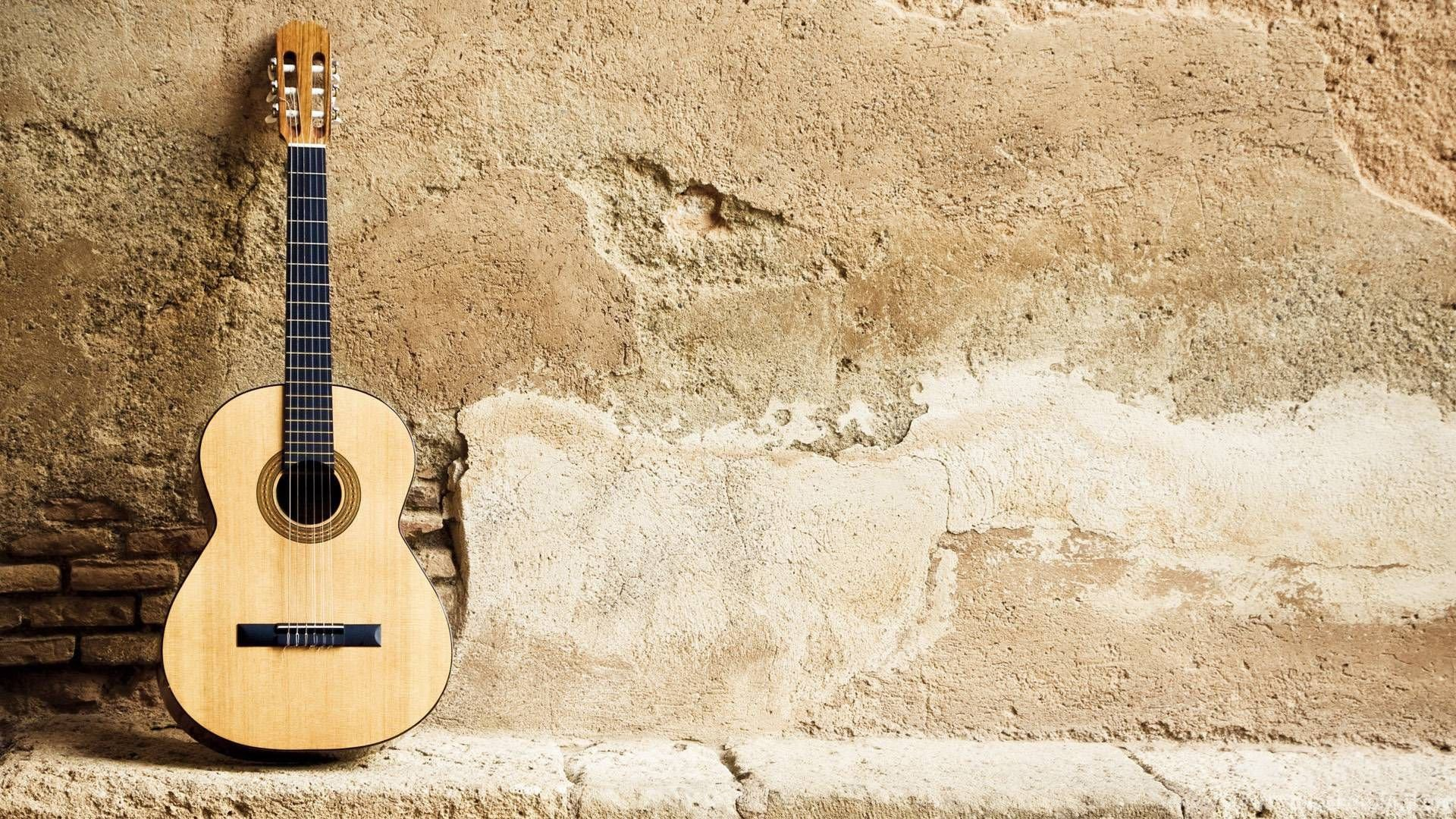 Guitar Wallpaper Acoustic Guitar Wallpaper High Resolution 110744 Hd Wallpaper Backgrounds Download