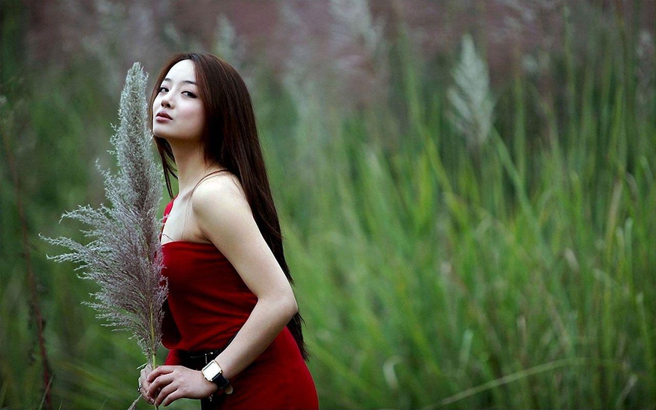 Beautiful Cute Girl Wallpaper - Chinese Girl Full Hd , HD Wallpaper & Backgrounds
