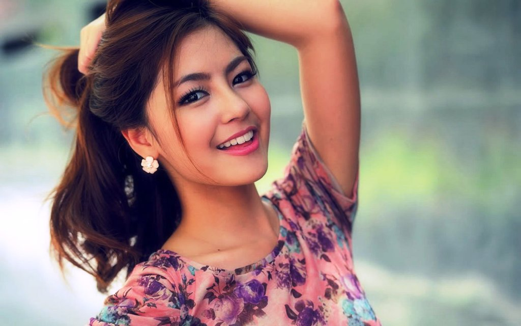Luxion - Beautiful Girls Of China , HD Wallpaper & Backgrounds