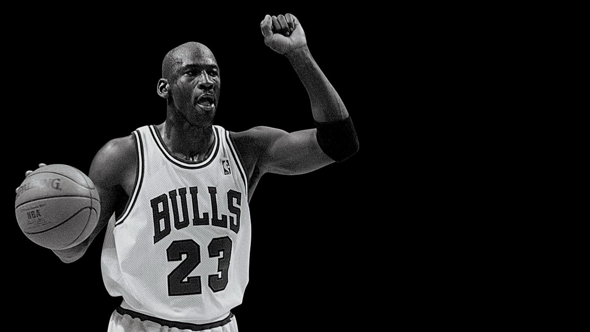 4k Wallpaper Michael Jordan 4k , HD Wallpaper & Backgrounds
