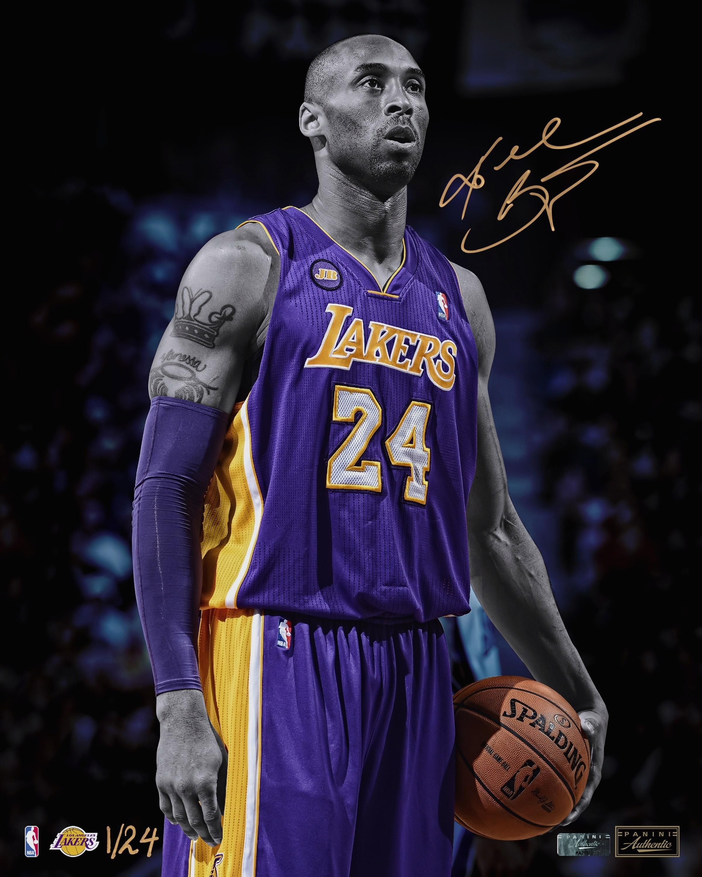 Kobe Bryant Wallpapers Hd Download - Kobe Bryant Poster , HD Wallpaper & Backgrounds