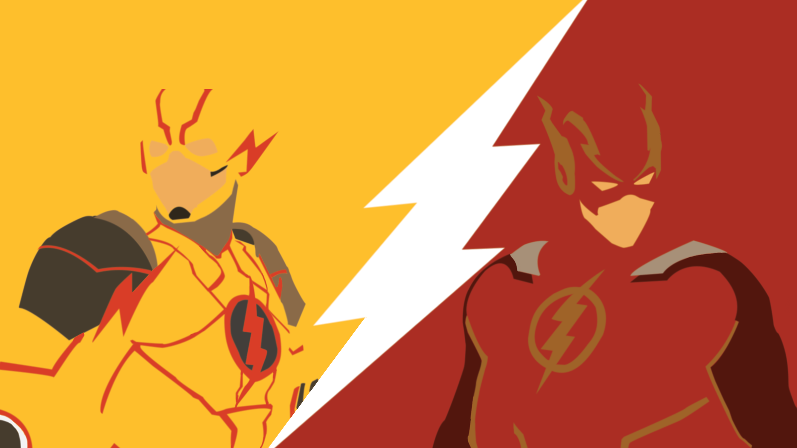 Flash And Reverse Flash 112511 Hd Wallpaper Backgrounds