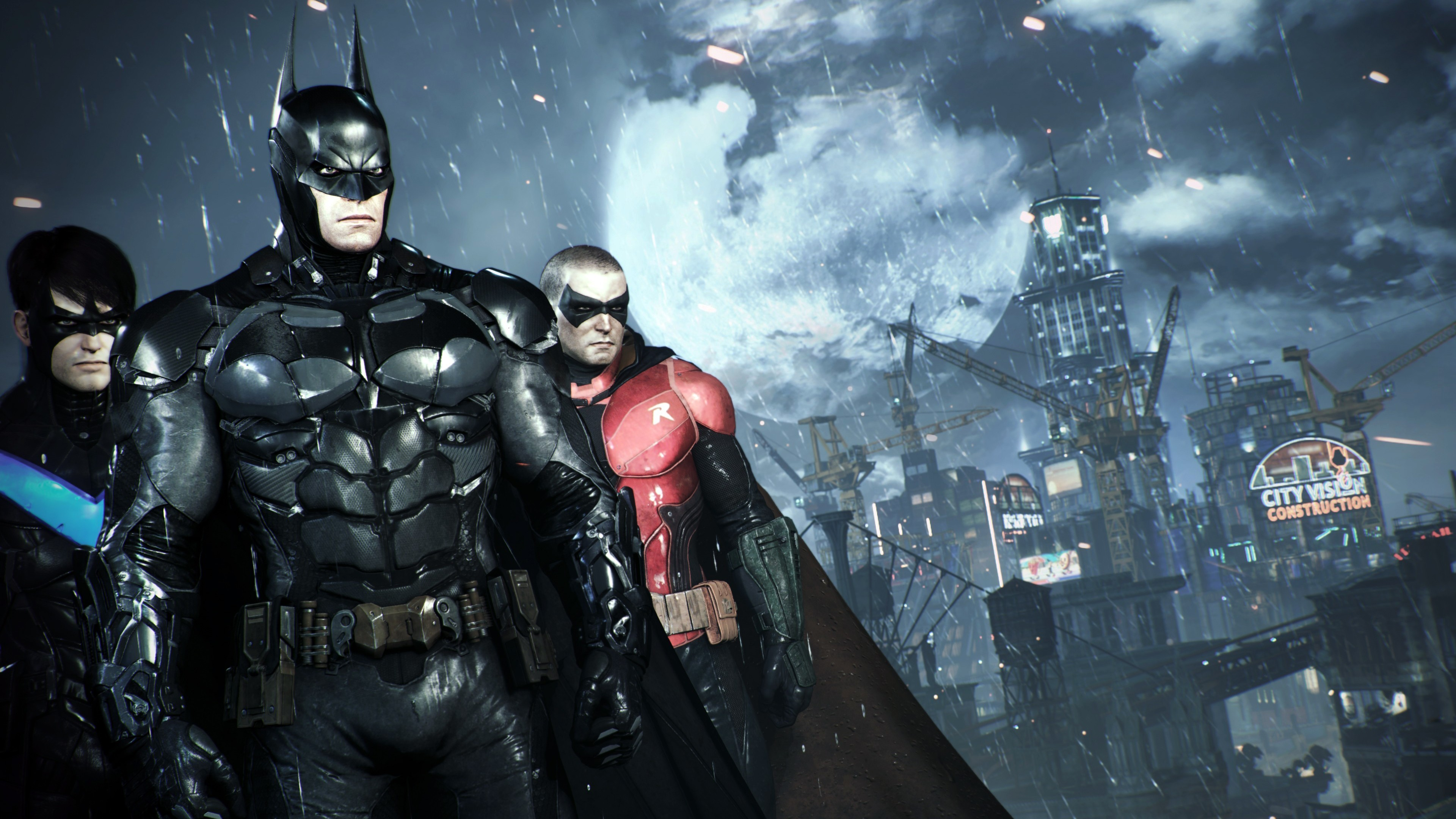 Batman Arkham Knight 4k Hd Desktop Wallpaper For Ultra 113402