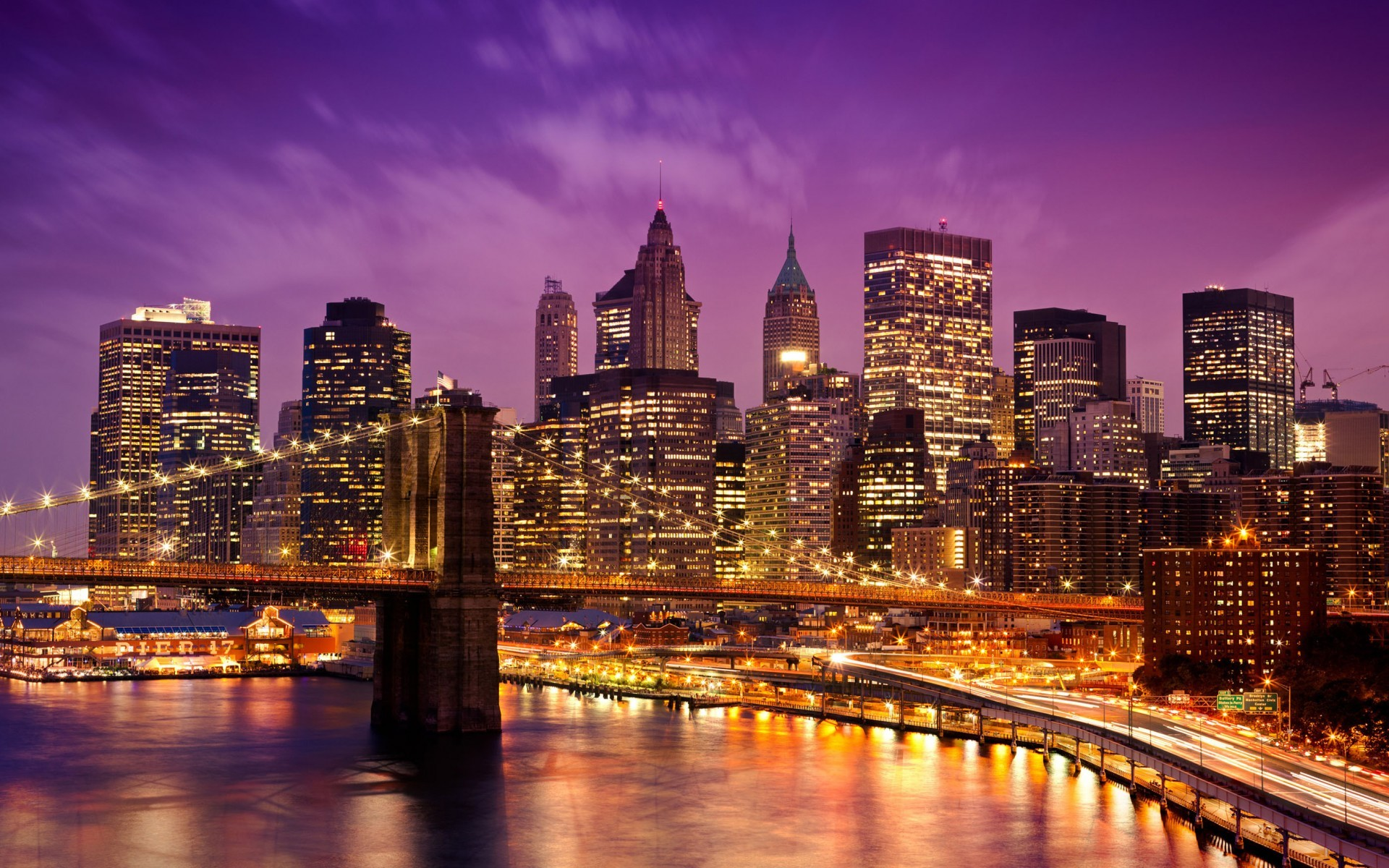 New York City Desktop Wallpaper - Backgrounds New York City , HD Wallpaper & Backgrounds