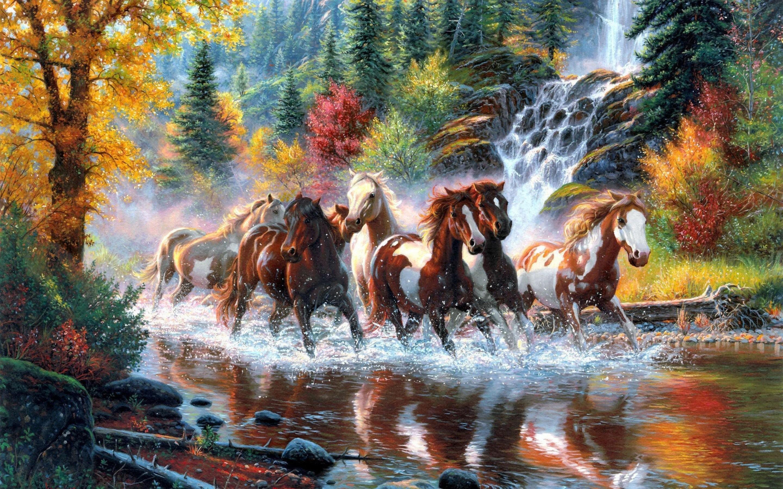 7 Horse Wallpaper For Mobile 114722 Hd Wallpaper