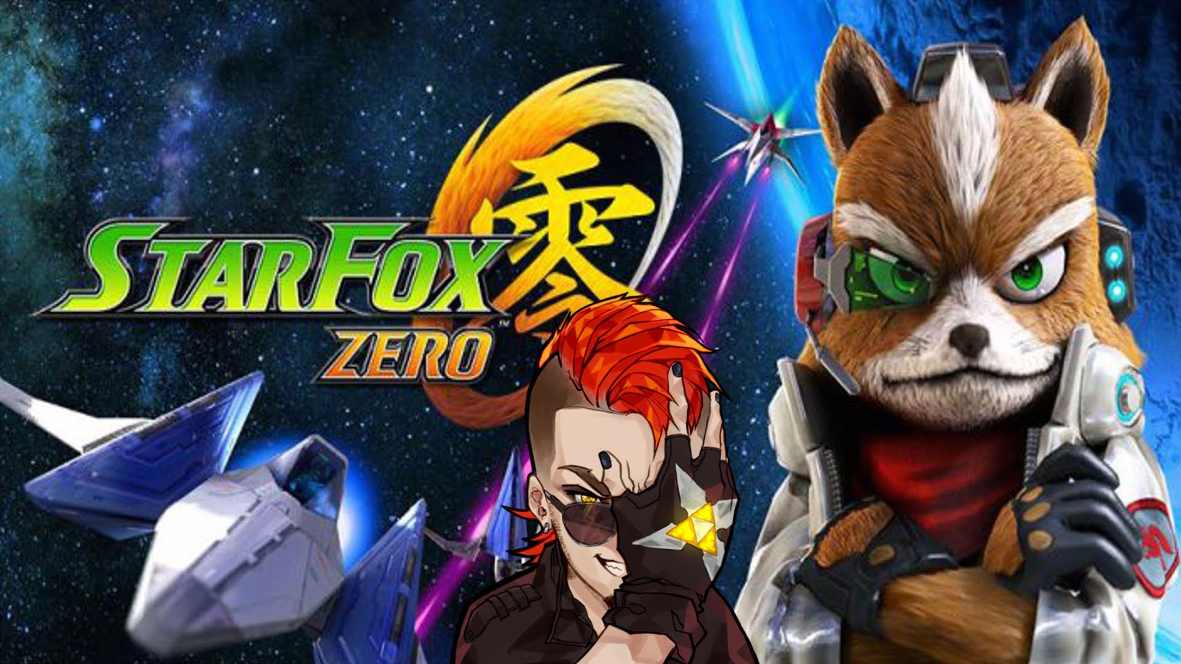 Star Fox Zero 4k Wallpaper Star Fox Zero 2015 115289