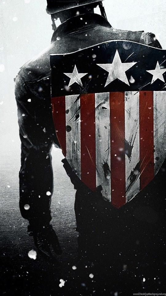 Superhero Wallpaper Hd Capitão América O Primeiro Vingador