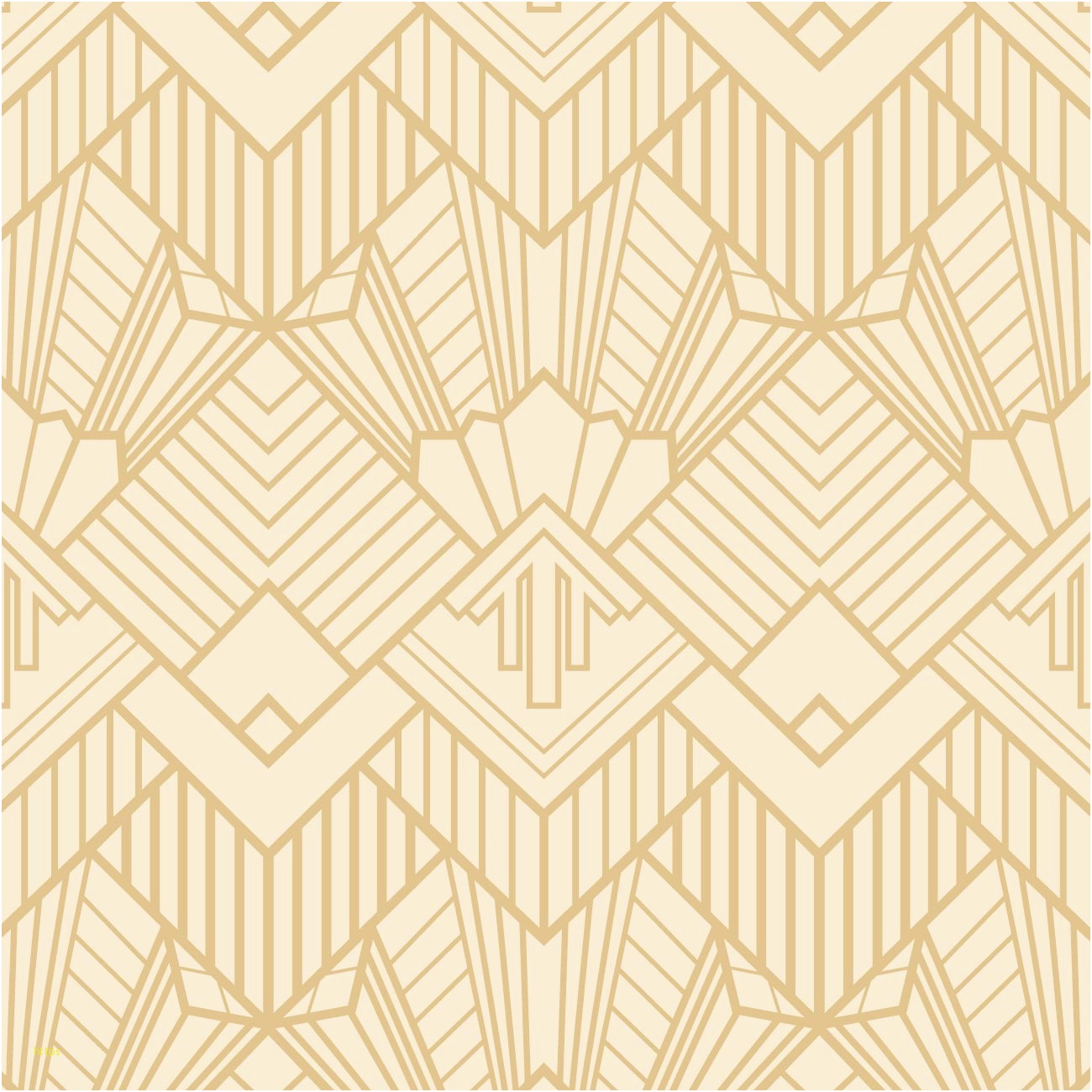 Art Deco Wallpaper Unique Schol Art Deco Geometric , Gold