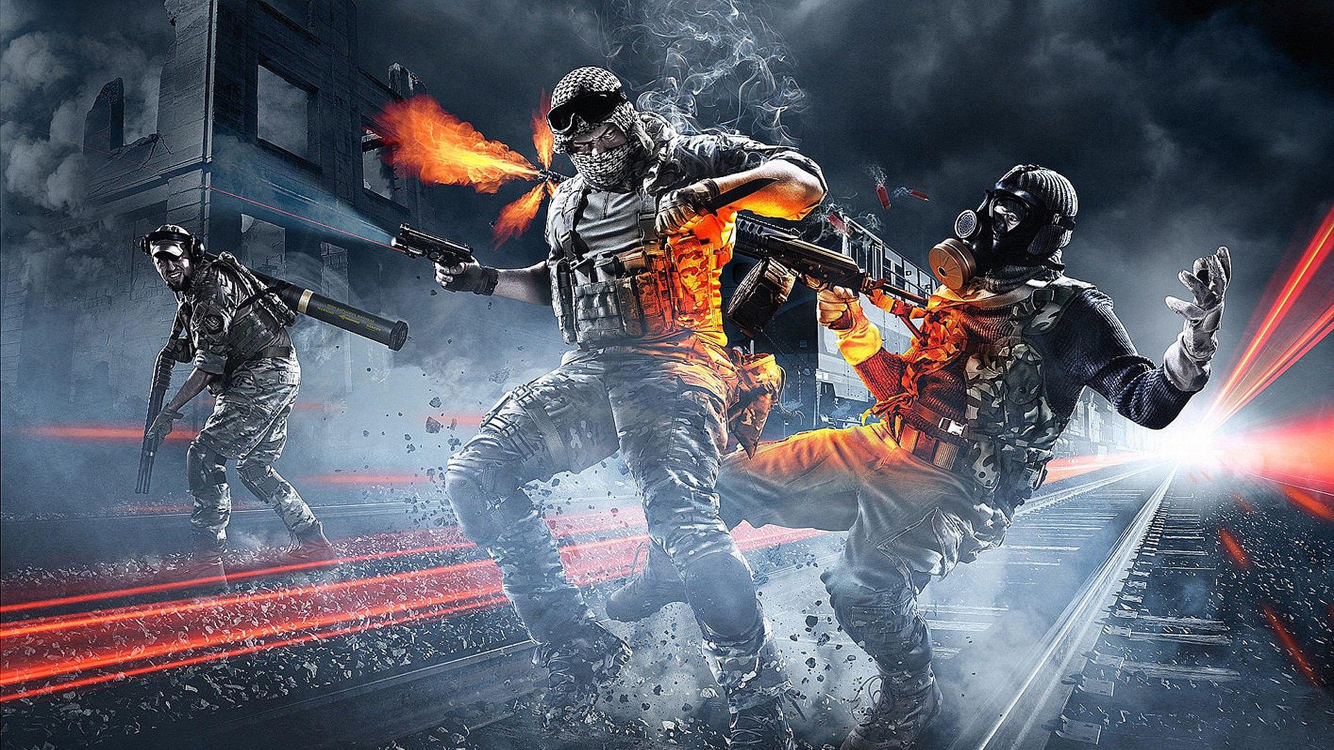 Games №0004 - Battlefield V Wallpaper Epic , HD Wallpaper & Backgrounds