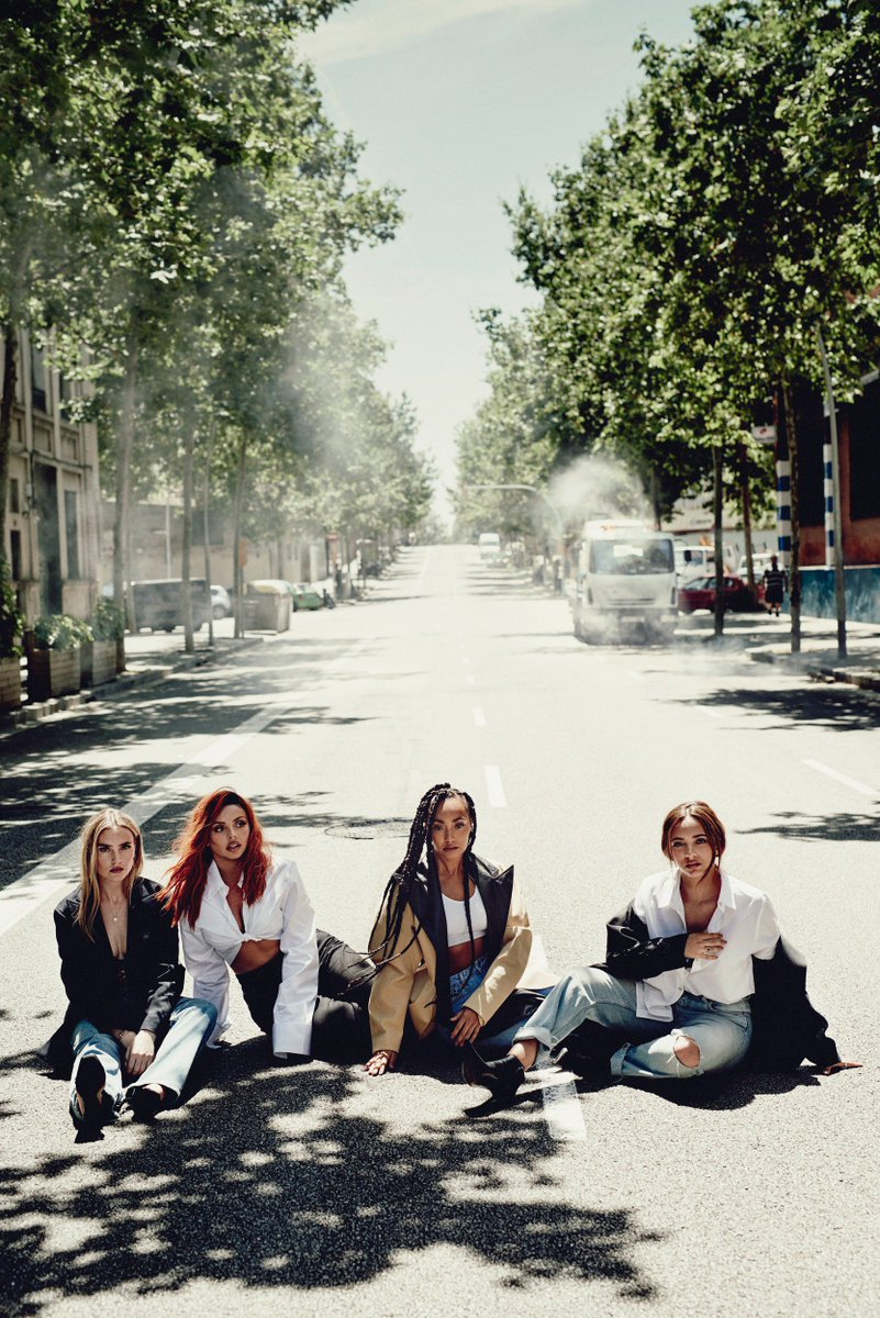#joanofarc Is Available For You To Listen To Everywhere - Little Mix Think About Us , HD Wallpaper & Backgrounds