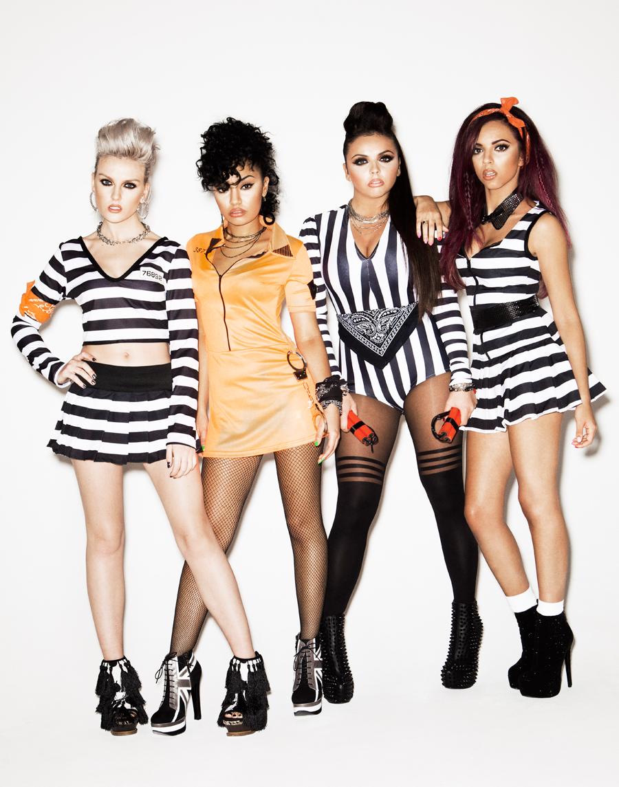 Notion Magazine Little Mix Jailbreak Available At Notionmagdotcom - Little Mix Jail Photoshoot , HD Wallpaper & Backgrounds