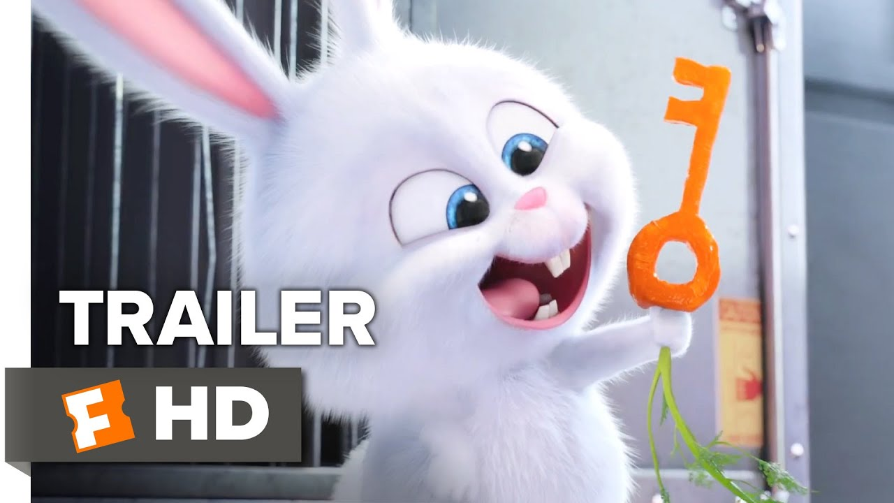 The Secret Life Of Pets Official Snowball Trailer All The