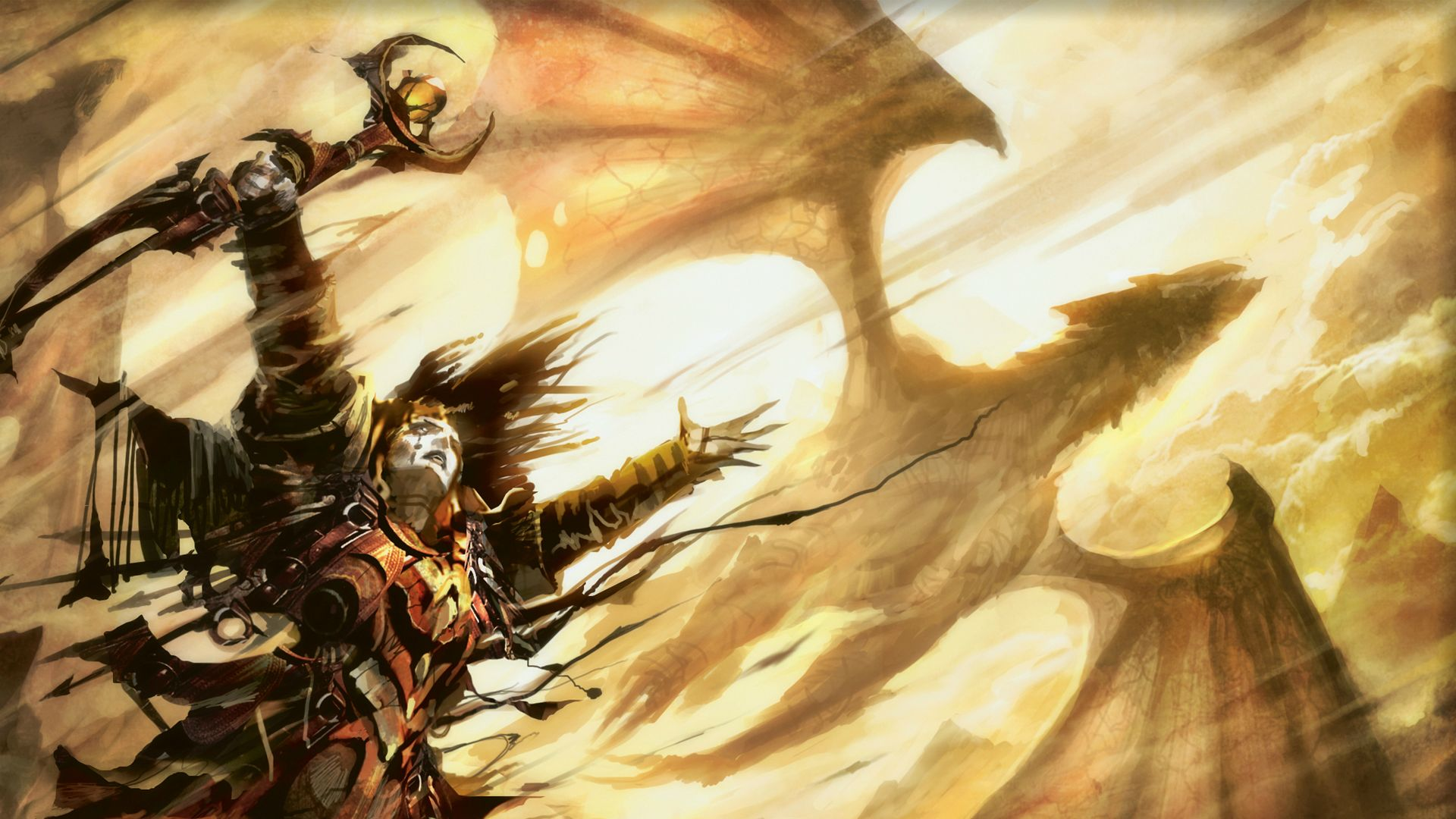 Magic The Gathering 1105305 Hd Wallpaper Backgrounds Download