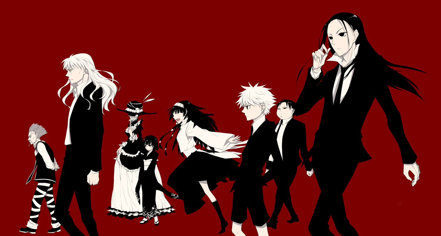 Zoldyck Family Wallpaper Hunter X Hunter Zoldyck Family