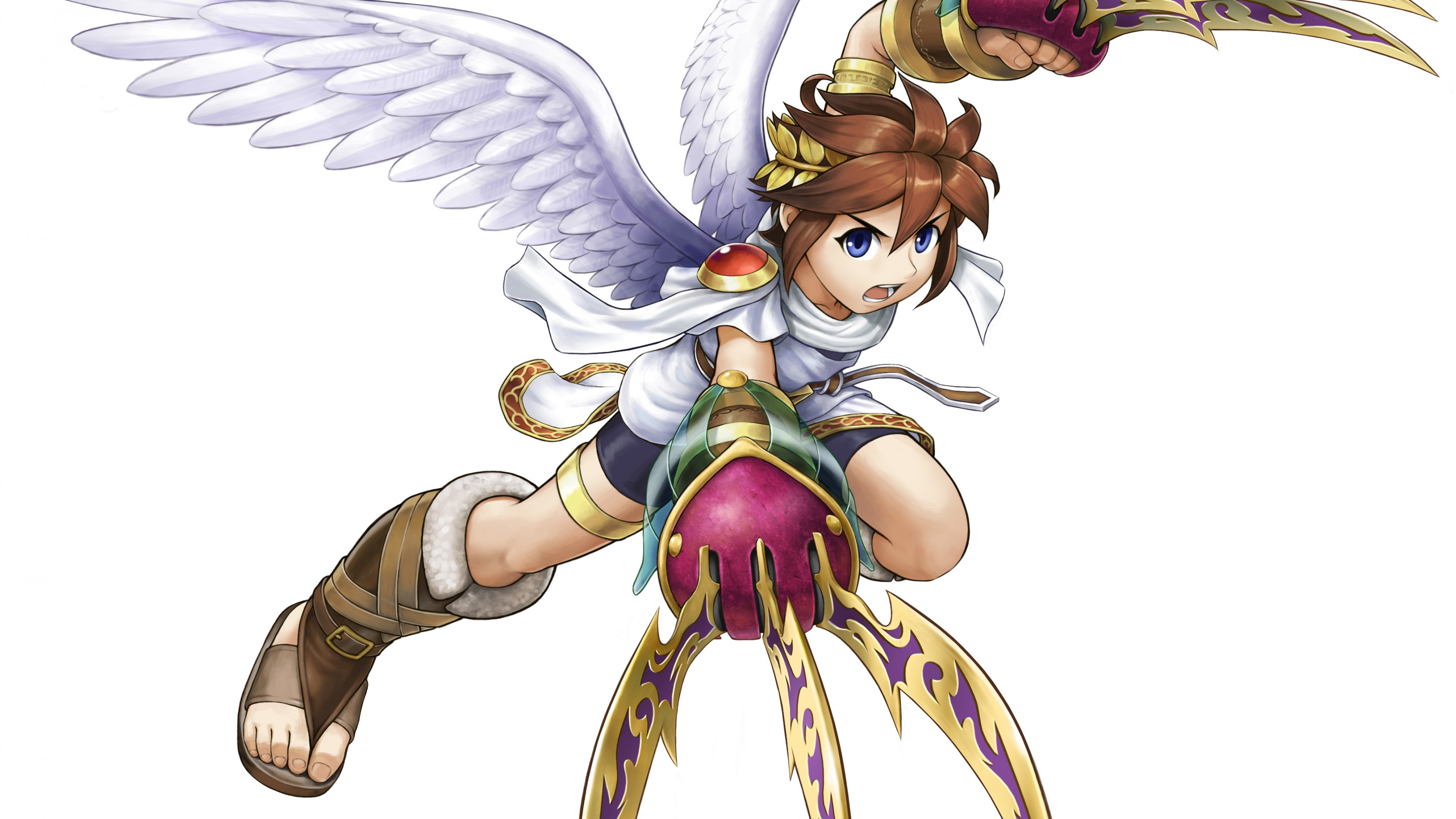 Games Claws Wallpaper Kid Icarus Uprising Claws