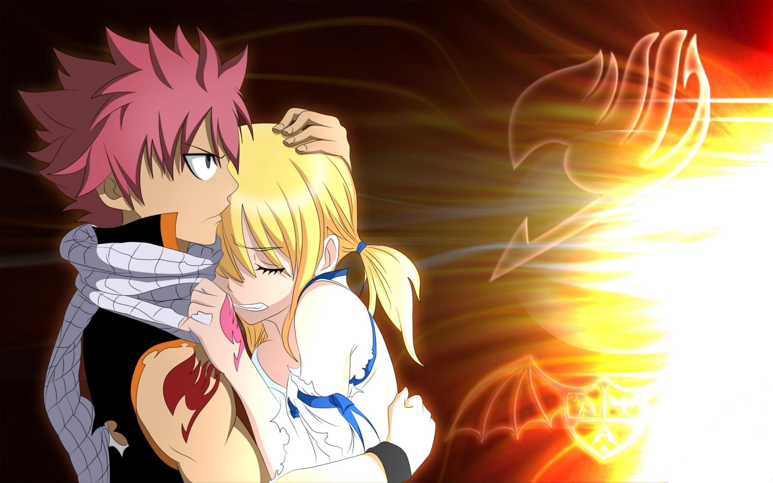 Romance Anime Love Kiss X Sis Wallpaper Fairy Tail Full Hd