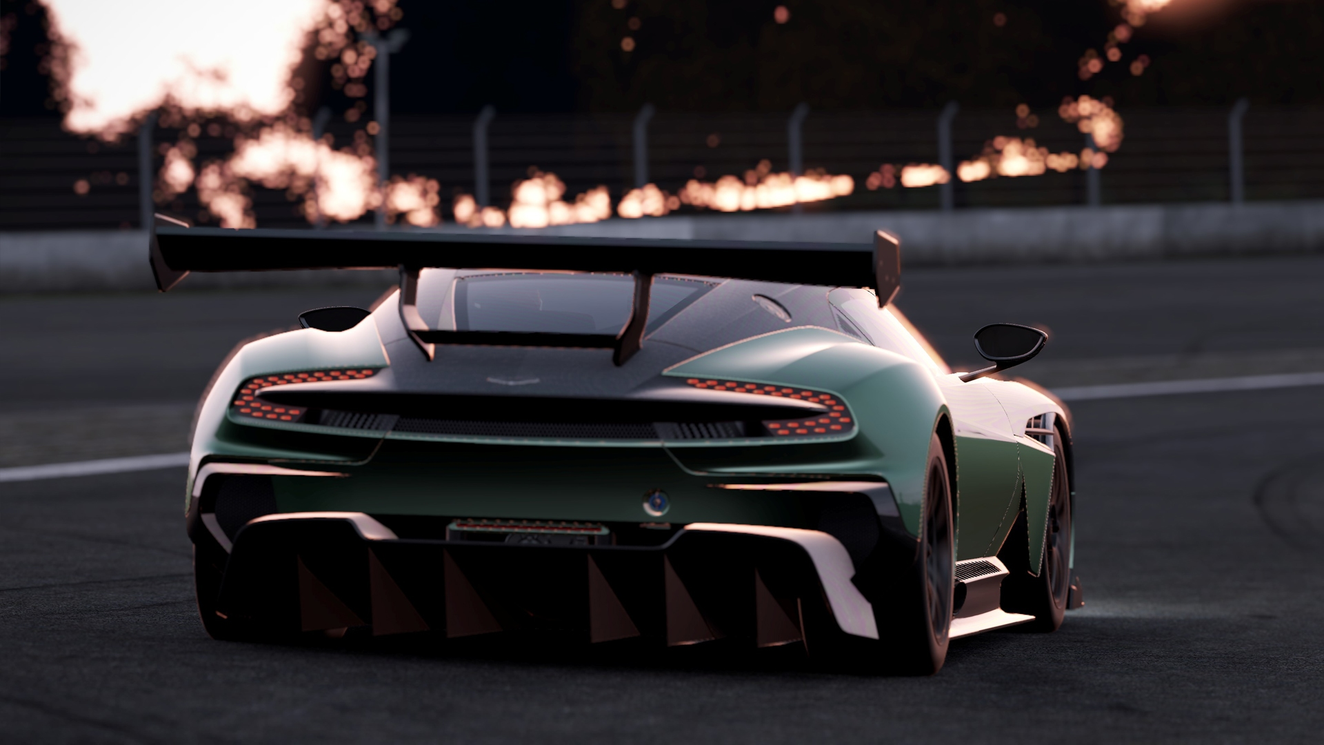 Aston Martin Vulcan Sports Car Project Cars 2 Video Forza 7 Vs Project Cars 2 1113570 Hd Wallpaper Backgrounds Download