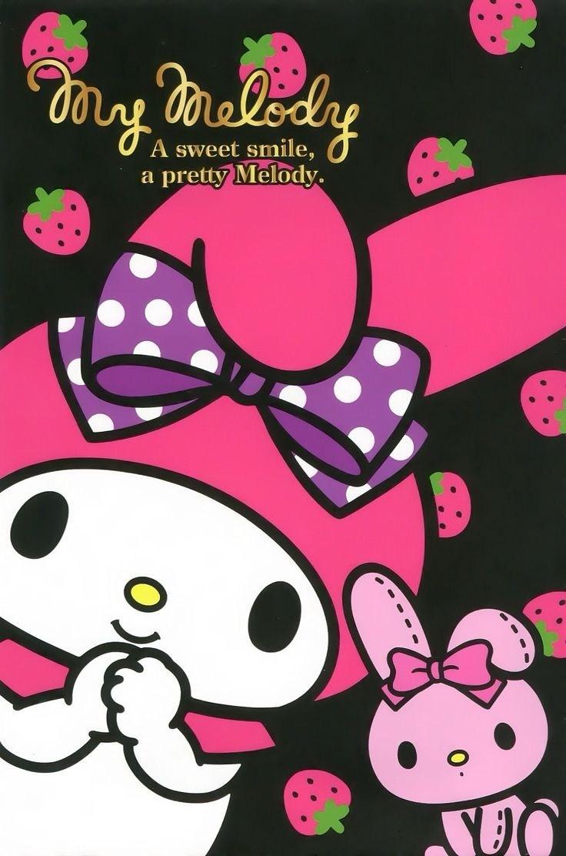 Gambar Wallpaper Hello Kitty Untuk Hp Android Gambar Melody Dan