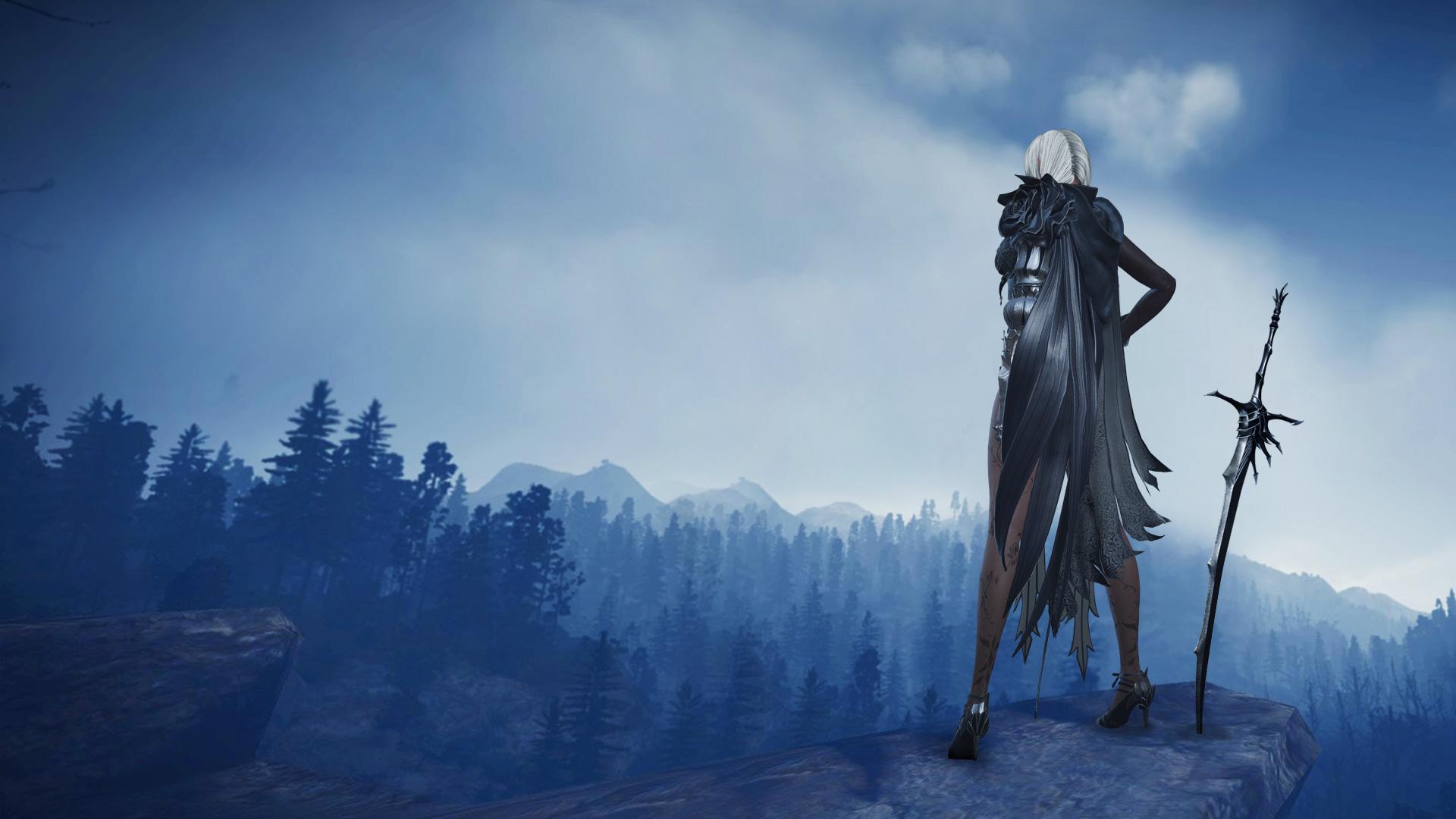 Black Desert Online Dark Knight 1114348 Hd Wallpaper
