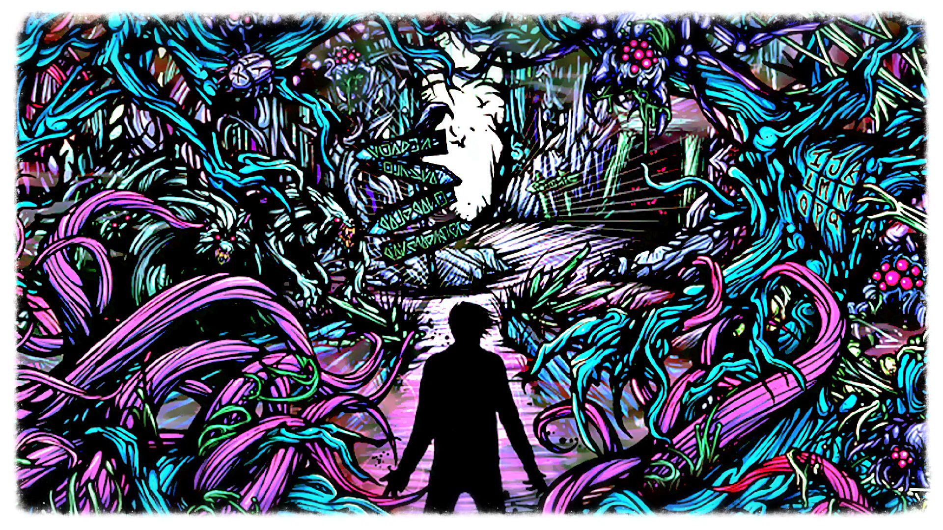 A Day To Remember Homesick Edited Album Art Day To