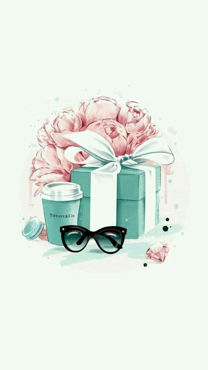 Wallpaper Iphone Happy Birthday To Me Tiffany And Co