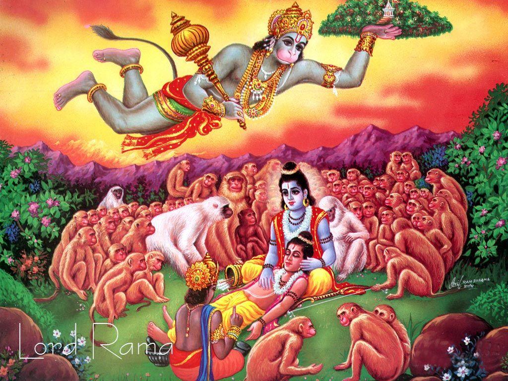 Hindu God Ram Ramayan Hd Wallpapers Free Latest Festival
