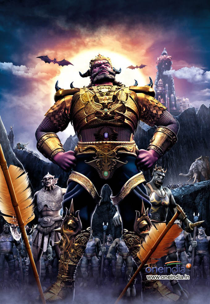 The epic desktop wallpapers ramayana the epic movie, download.