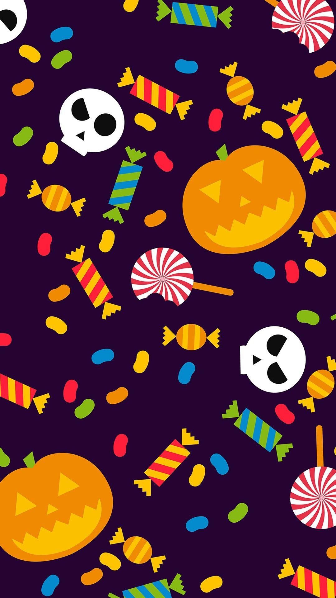 Halloween Wallpaper 1080p, Top Wallpaper 1080p, Images - Halloween Wallpaper Iphone X , HD Wallpaper & Backgrounds