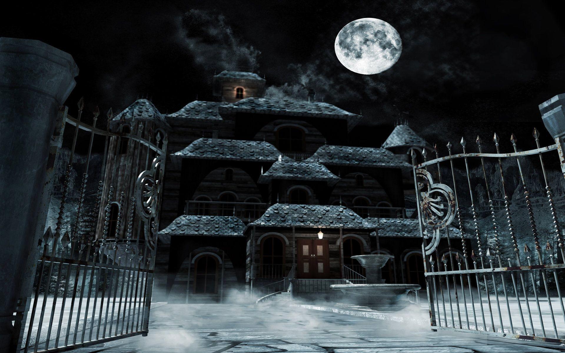 Michael Myers Halloween Live Wallpaper With Halloween Haunted