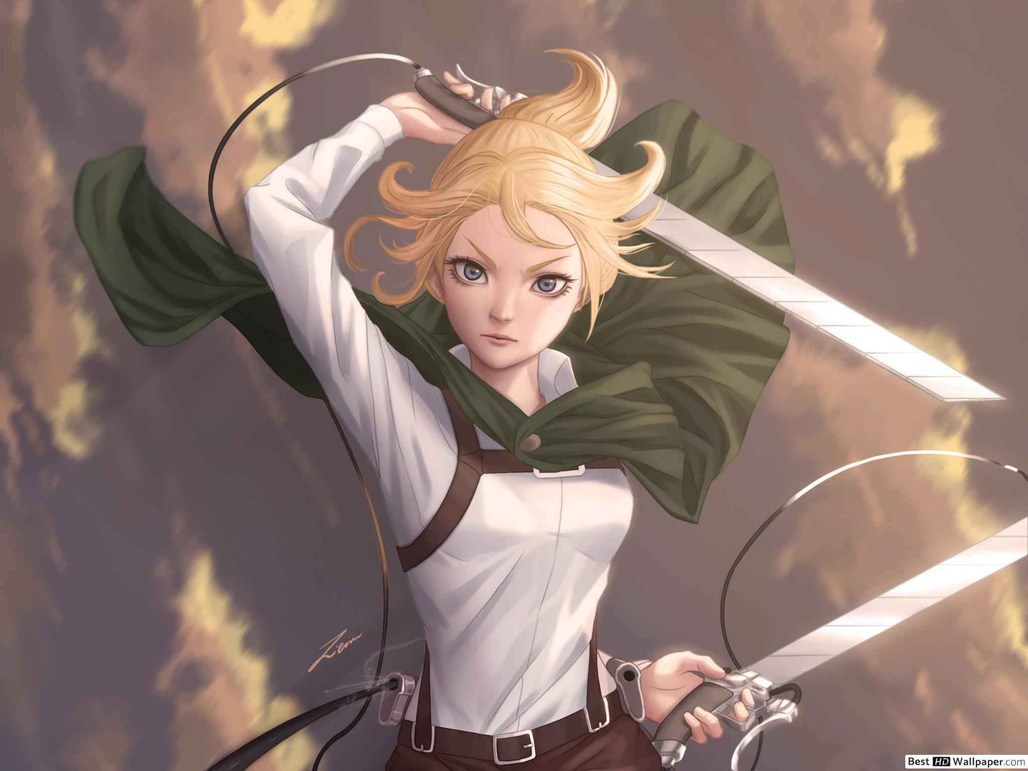 Standard Attack On Titan 1122646 Hd Wallpaper Backgrounds Download