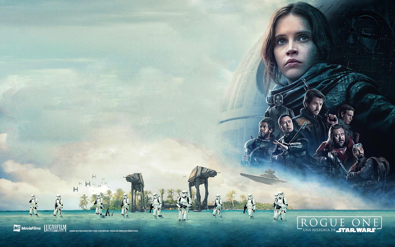 Wallpaper Para Latinoamérica De Rogue One - Solo A Star Wars Story , HD Wallpaper & Backgrounds