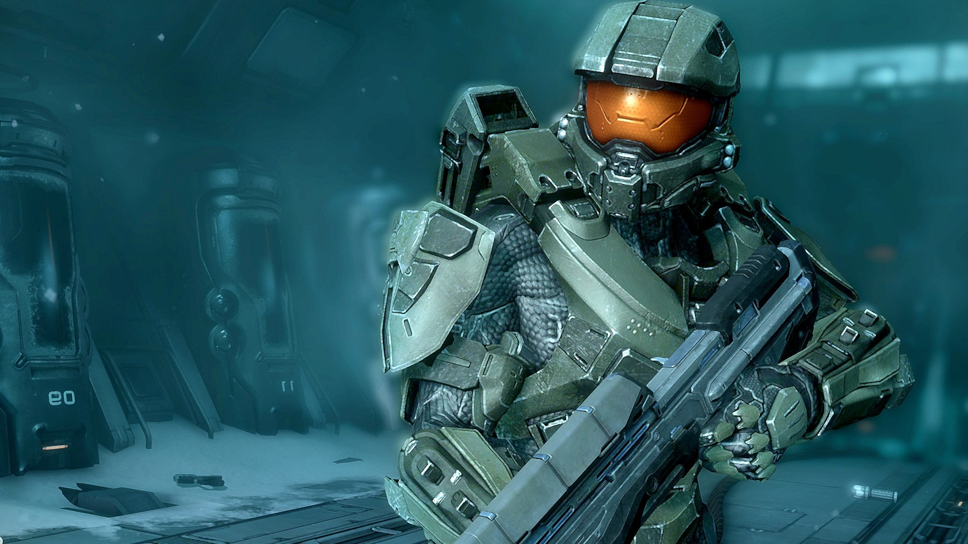 Video Games Master Chief Halo 4 Wallpaper Halo 4 Master Chief