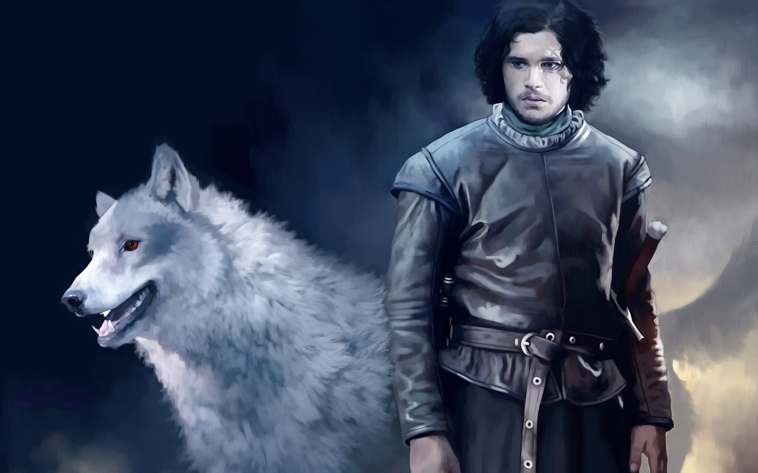 Jon Snow Wallpaper Wpt7406355 Game Of Thrones Wallpaper 4k