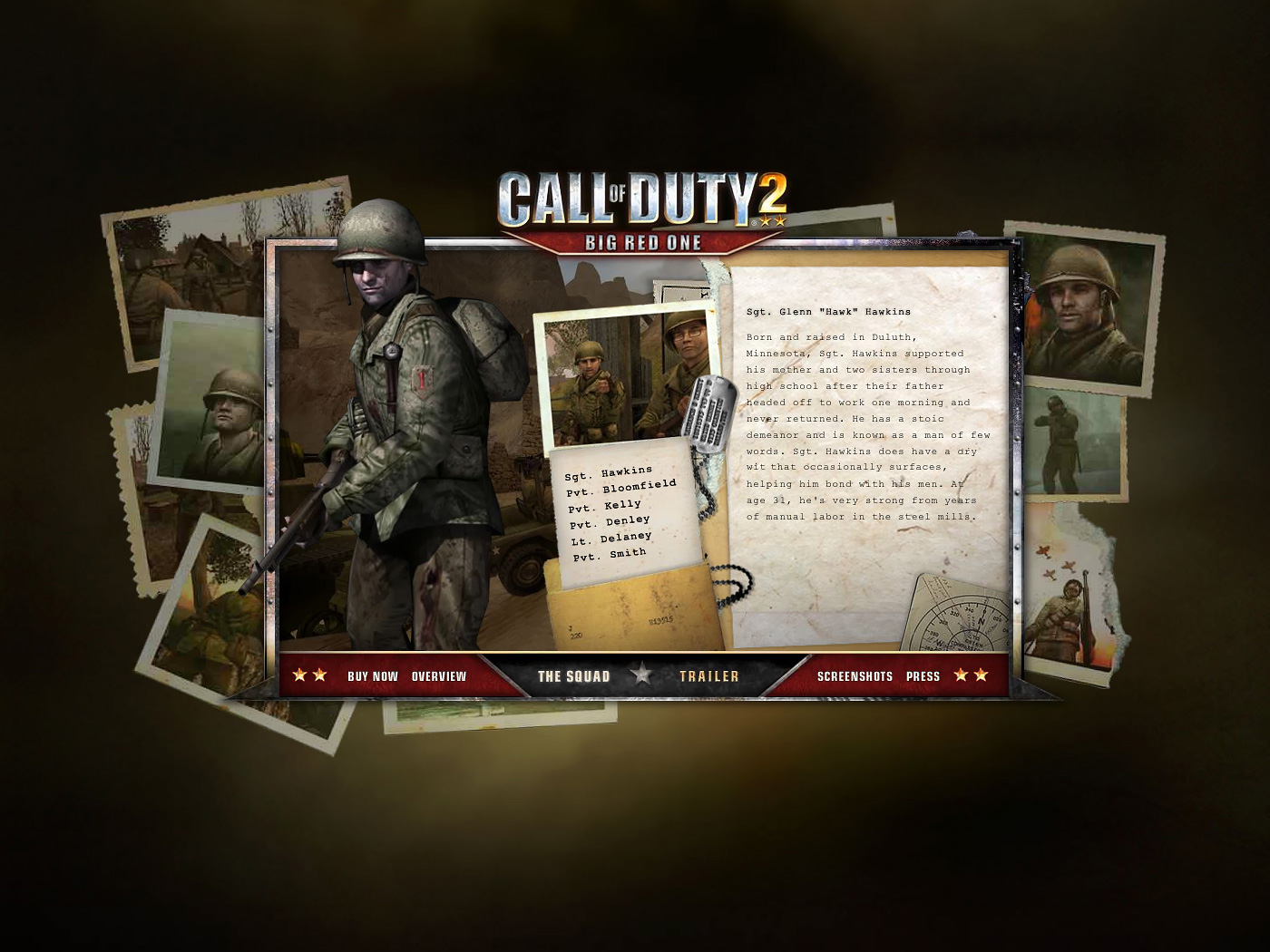 Call Of Duty 2 1129954 Hd Wallpaper Backgrounds Download