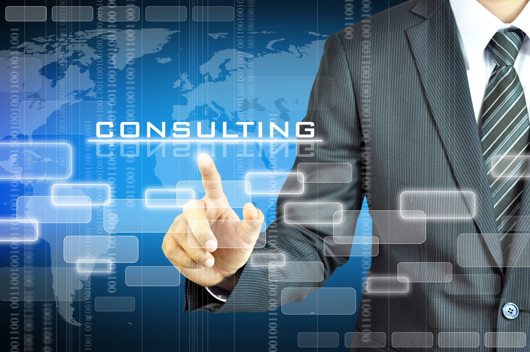 It Consulting - Business Consultant (#1130390) - HD Wallpaper & Backgrounds  Download