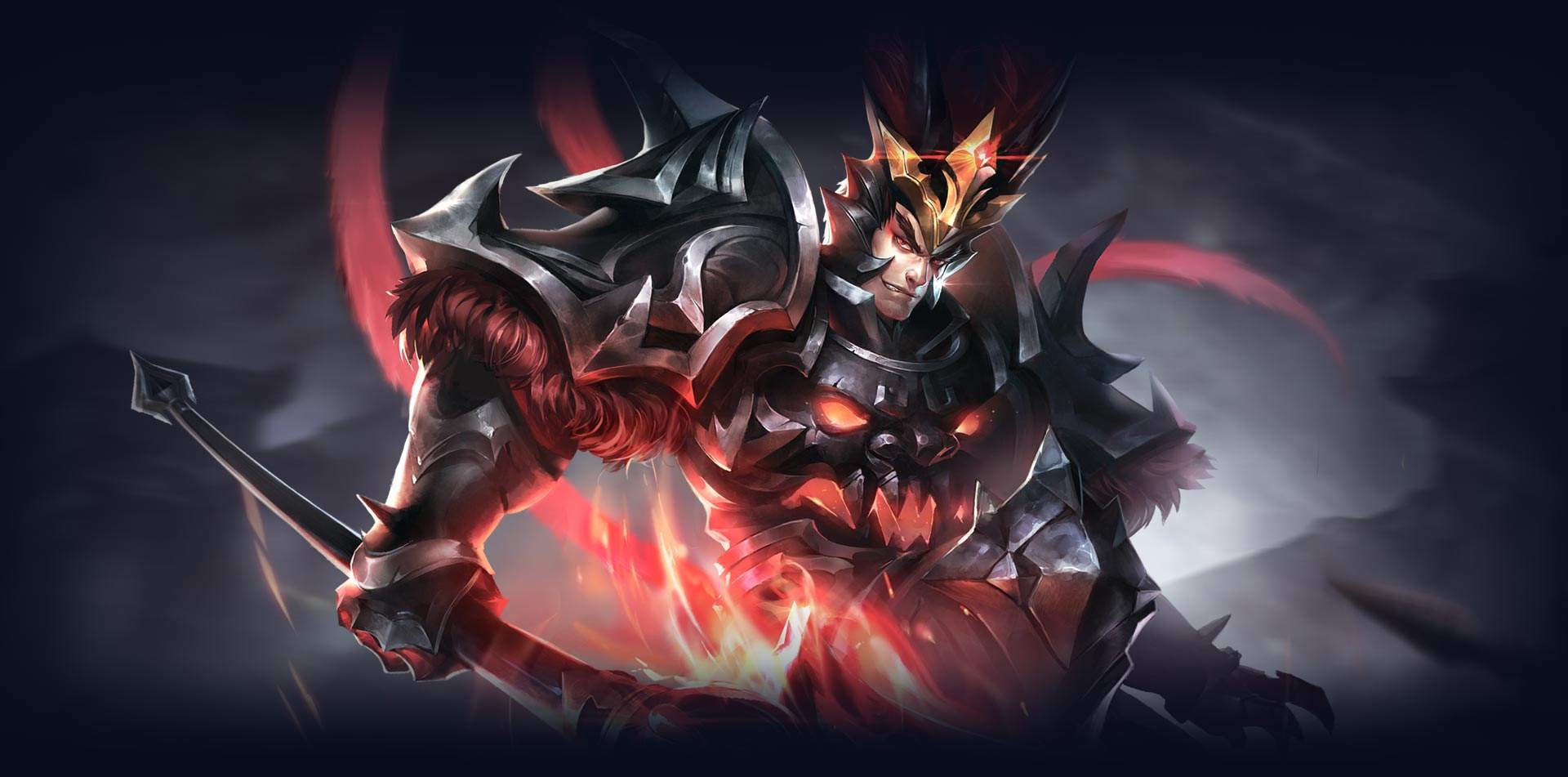 Wallpaper Garena Aov - Build Lu Bu Arena Of Valor (#1130848) - HD