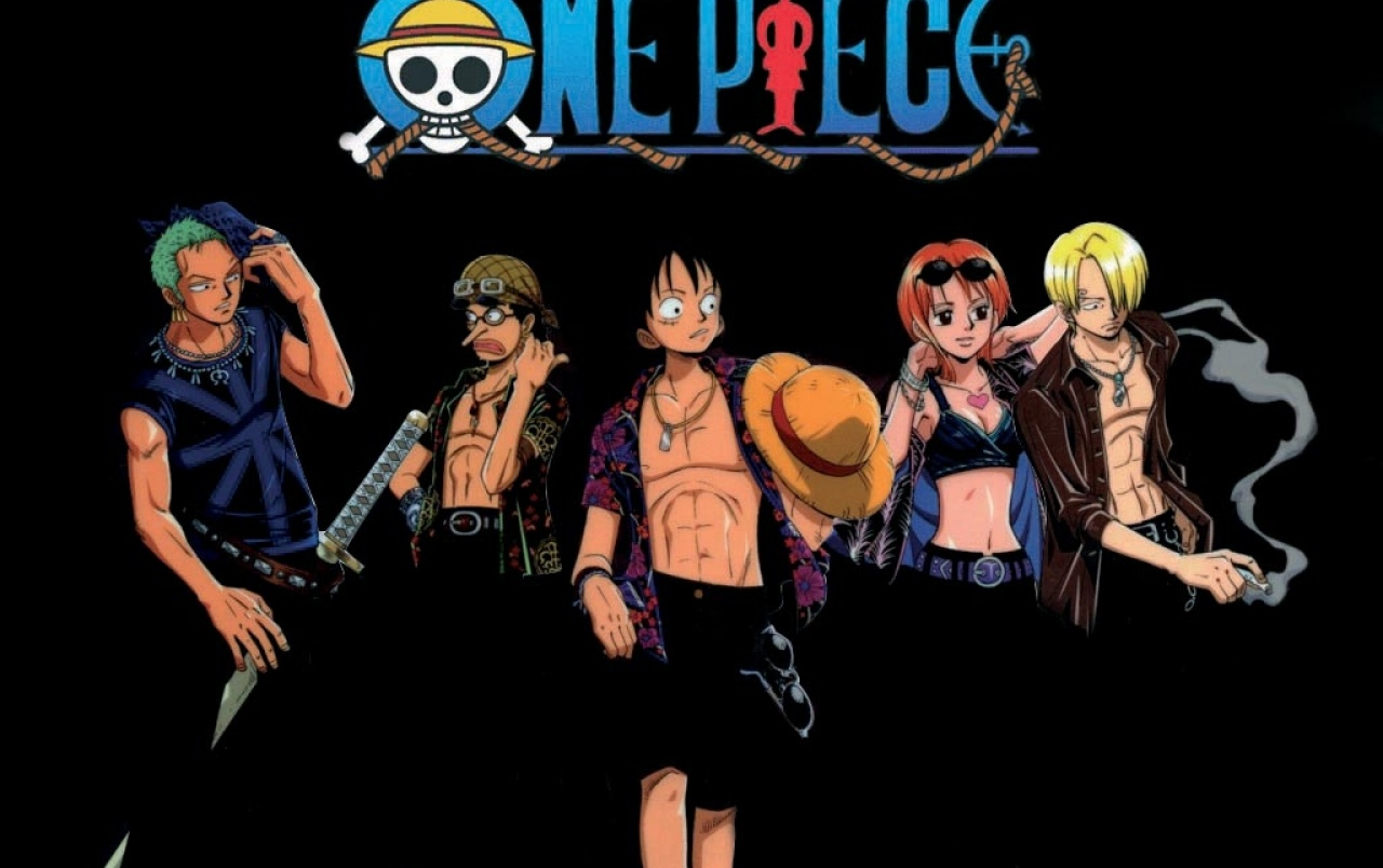 One Piece Hd Wallpapers For Pc Gambarku