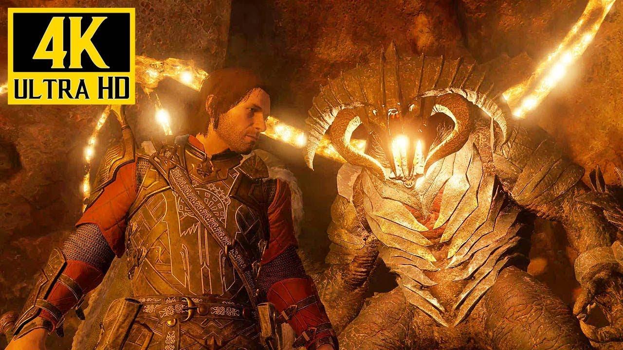 Shadow Of War Middle Earth Shadow Of War Balrog 1131647 Hd