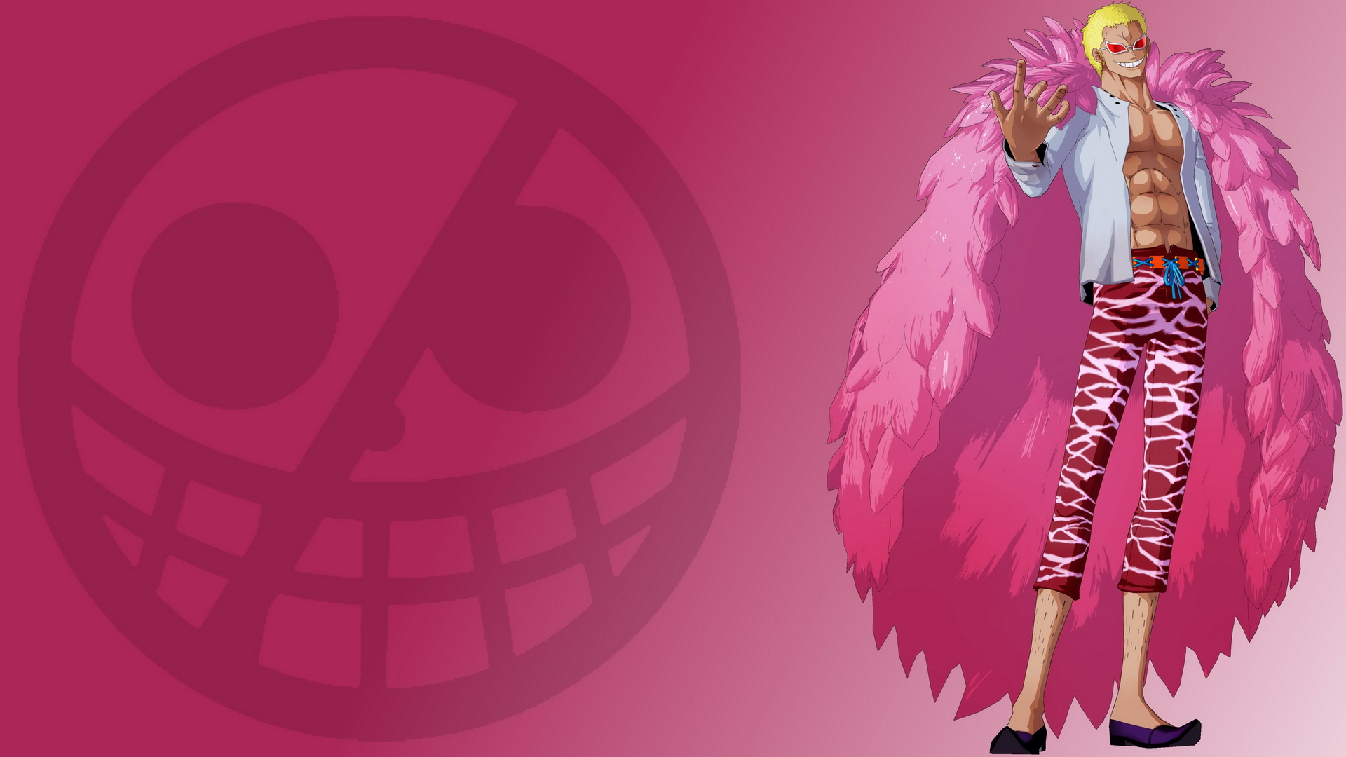 Donquixote Doflamingo One Piece Doflamingo Png 1131789 Hd Wallpaper Backgrounds Download