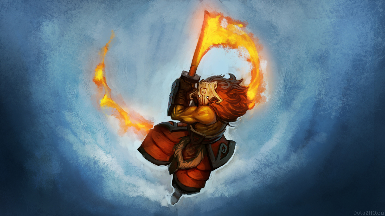 Yurnero The Juggernaut Wallpaper - Best Juggernaut Dota 2 , HD Wallpaper & Backgrounds